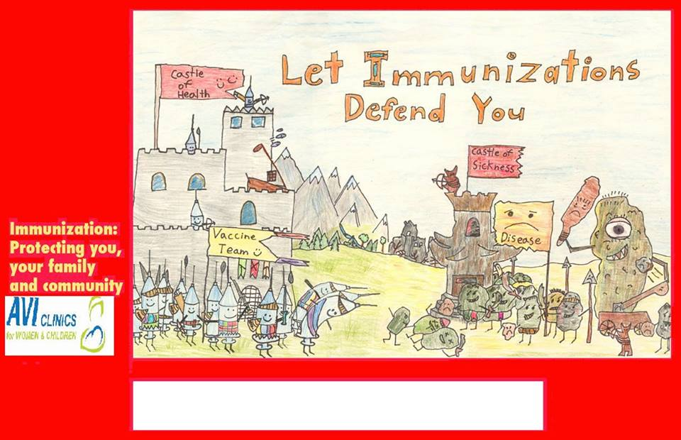 Let Immunizations Defend You